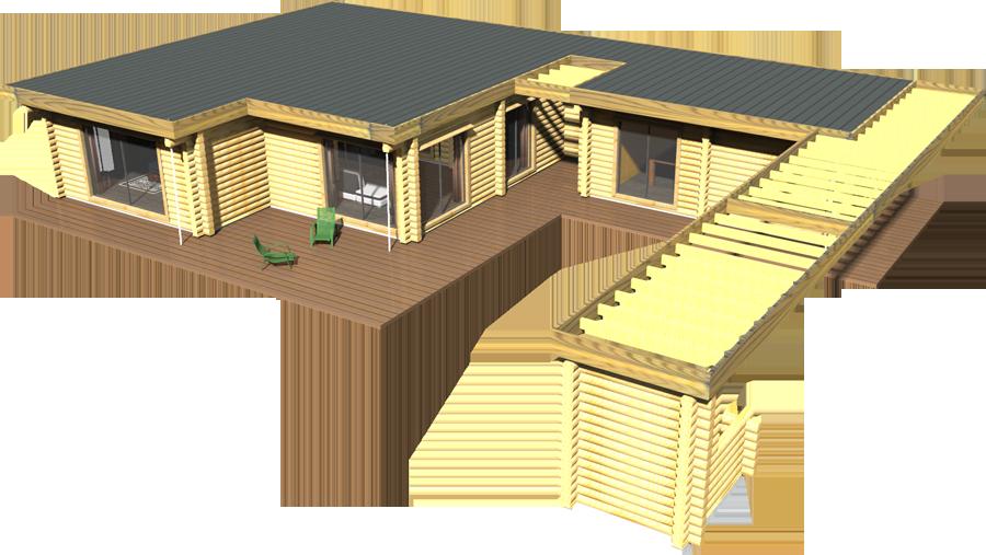 Maison kamila for Plan chambre 8m2